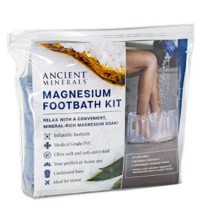 Magnesium-footbath-kit