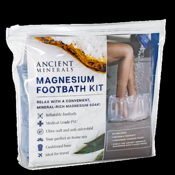 Magnesium-footbath-kit