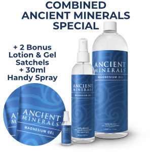 Anicent Minerals Special